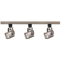 Nuvo Lighting Signature 3 Light Track Lighting in Brushed Nickel TK347