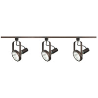 Nuvo Lighting Signature 3 Light Track Kit in Russet Bronze TK362