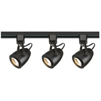 Nuvo TK414 Signature 3 Light 120V Black Track Kit Ceiling Light