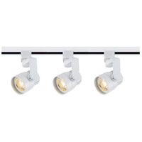 Nuvo TK423 Signature 3 Light 120V White Track Kit Ceiling Light