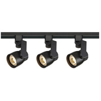 Nuvo TK424 Signature 3 Light 120V Black Track Kit Ceiling Light