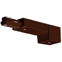 Nuvo TP203 Signature Brown Track Accessory Ceiling Light