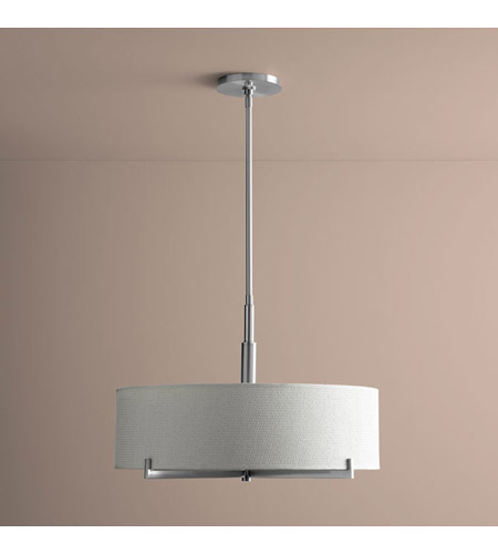 Oxygen Lighting 2-6209-24 Ina 4 Light 26 inch Satin Nickel Pendant Ceiling Light photo