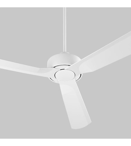 Oxygen Lighting 3-107-6 Solis 56 inch White Outdoor Ceiling Fan photo thumbnail