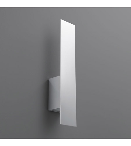 Oxygen Lighting Polished Chrome Wall Sconces