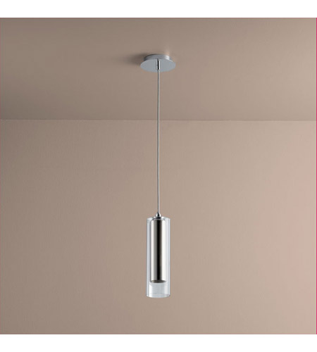Oxygen Lighting 3-609-1414 Gratis 1 Light 4 inch Polished Chrome Pendant Ceiling Light photo