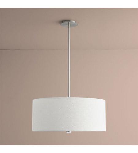 Oxygen Lighting 3 639 24 Echo Light Inch Satin Nickel Pendant Ceiling