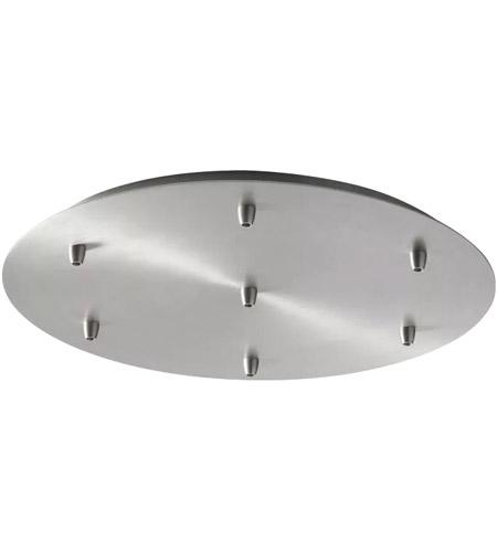 Oxygen Lighting 3 8 6724 Signature Satin Nickel Multi Pendant Canopy