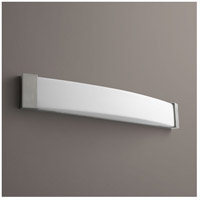 Oxygen Lighting 2-5105-24 Apollo 2 Light 37 inch Satin Nickel Bath Vanity Wall Light