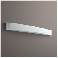 Oxygen Lighting 2-5106-14 Apollo 2 Light 49 inch Polished Chrome Bath Vanity Wall Light