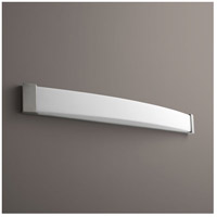 Oxygen Lighting 2-5106-24 Apollo 2 Light 49 inch Satin Nickel Bath Vanity Wall Light
