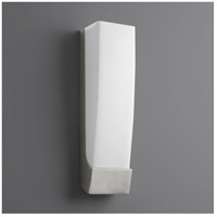 Oxygen Lighting 2-5107-24 Apollo 1 Light 5 inch Satin Nickel Wall Sconce Wall Light