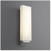 Oxygen Lighting 2-5112-24-EM Polaris 1 Light 6 inch Satin Nickel Wall Sconce Wall Light, with Emergency Battery Backup alternative photo thumbnail