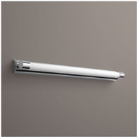 Oxygen Lighting 2-5132-14 Skyline 1 Light 36 inch Polished Chrome Bath Vanity Wall Light