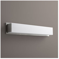 Oxygen Lighting 2-5134-24 Fuse 2 Light 26 inch Satin Nickel Bath Vanity Wall Light