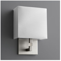 Oxygen Lighting 2-5145-124 Chameleon 1 Light 8 inch Satin Nickel Wall Sconce Wall Light