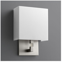 Oxygen Lighting 2-5145-224 Chameleon 1 Light 8 inch Satin Nickel Wall Sconce Wall Light