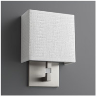 Oxygen Lighting 2-5145-524 Chameleon 1 Light 8 inch Satin Nickel Wall Sconce Wall Light