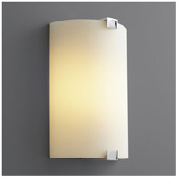 Oxygen Lighting 2-5153-114 Siren 1 Light 8 inch Polished Chrome Wall Sconce Wall Light alternative photo thumbnail
