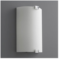 Oxygen Lighting 2-5153-114 Siren 1 Light 8 inch Polished Chrome Wall Sconce Wall Light photo thumbnail