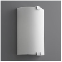 Oxygen Lighting 2-5153-214 Siren 1 Light 8 inch Polished Chrome Wall Sconce Wall Light photo thumbnail