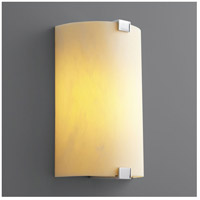 Oxygen Lighting 2-5153-414 Siren 1 Light 8 inch Polished Chrome Wall Sconce Wall Light alternative photo thumbnail