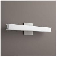 Oxygen Lighting 2-5170-224 Adelphi 1 Light 24 inch Satin Nickel Bath Vanity Wall Light