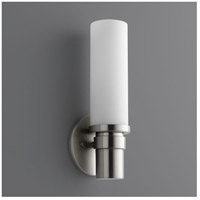 Pebble 1 Light 4 inch Satin Nickel Wall Sconce Wall Light