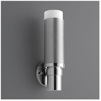 Pebble 1 Light 4 inch Polished Chrome Wall Sconce Wall Light