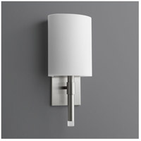 Beacon 1 Light 7 inch Satin Nickel Wall Sconce Wall Light