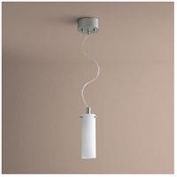 Oxygen Lighting 2-6107-24 Lotus 1 Light 3 inch Satin Nickel Pendant Ceiling Light