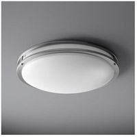 Oracle 2 Light 24 inch Satin Nickel Flush Mount Ceiling Light