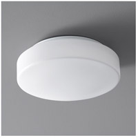 Oxygen Lighting 2-6138-6 Rhythm 1 Light 10 inch White Flush Mount Ceiling Light