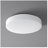 Oxygen Lighting 2-6139-6 Rhythm 2 Light 14 inch White Flush Mount Ceiling Light