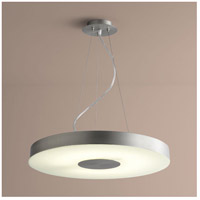 Oxygen Lighting 2-6161-124 Dione 1 Light 21 inch Satin Nickel Pendant Ceiling Light alternative photo thumbnail