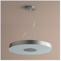 Oxygen Lighting 2-6161-124 Dione 1 Light 21 inch Satin Nickel Pendant Ceiling Light photo thumbnail