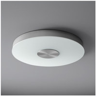 Dione 1 Light 21 inch Satin Nickel Flush Mount Ceiling Light