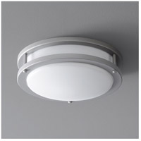 Oracle 1 Light 11 inch Grey Flush Mount Ceiling Light