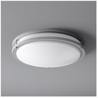 Oracle 2 Light 18 inch Grey Flush Mount Ceiling Light