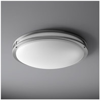 Oracle 4 Light 24 inch Satin Nickel Flush Mount Ceiling Light