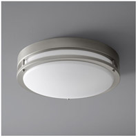 Oracle 2 Light 18 inch Satin Nickel Flush Mount Ceiling Light