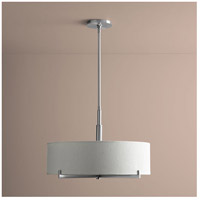 Oxygen Lighting 2-6209-24 Ina 4 Light 26 inch Satin Nickel Pendant Ceiling Light photo thumbnail