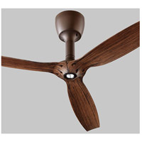 Alpha 60 inch Oiled Bronze Ceiling Fan, Blades Sold Separately