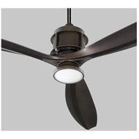 Oxygen Lighting 3-106-22 Propel 56 inch Oiled Bronze Ceiling Fan