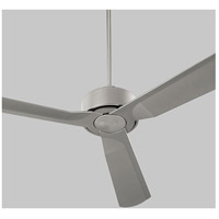 Satin Nickel Outdoor Fans