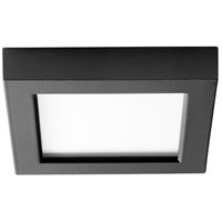 Oxygen Lighting 3-332-15 Altair LED 5 inch Black Flush Mount Ceiling Light