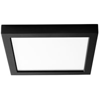 Oxygen Lighting 3-334-15 Altair LED 9 inch Black Flush Mount Ceiling Light