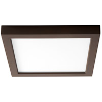 Oxygen Lighting 3-334-22 Altair LED 9 inch Oiled Bronze Flush Mount Ceiling Light