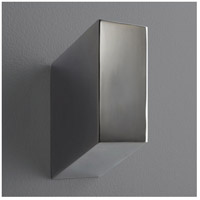 Uno 1 Light 3 inch Gunmetal Wall Sconce Wall Light