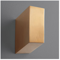 Oxygen Lighting 3-500-25 Uno 1 Light 3 inch Satin Copper Wall Sconce Wall Light